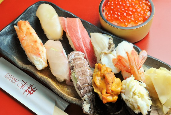 にぎり寿司・どんぶりのイメージ