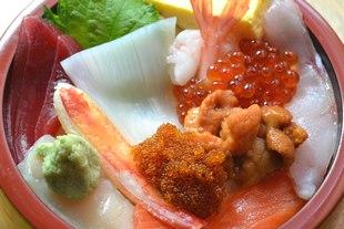 ちらし・刺身・一品料理のイメージ